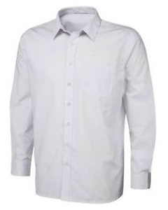 BOYS SLIM FIT TRU L/S SHIRT