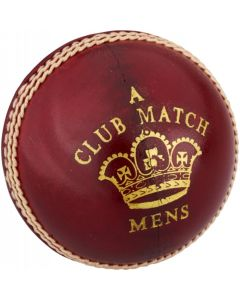 Readers Club Men's Leather Cricket Ball