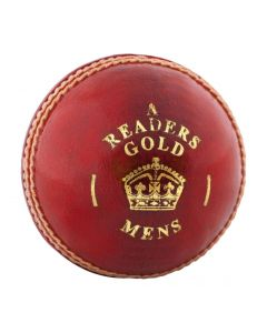 Reader Gold A Match Leather Cricket Ball