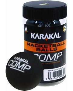 Tube of 2 Racket Ball Balls