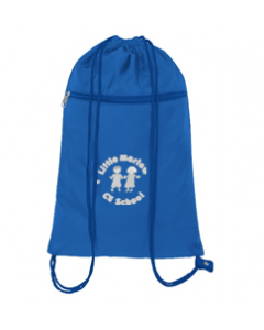 Little Marlow P.E Drawstring Bag