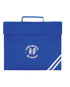 Little Marlow School Book Bag-ROYAL