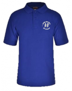 Little Marlow P.E Polo Shirt Royal