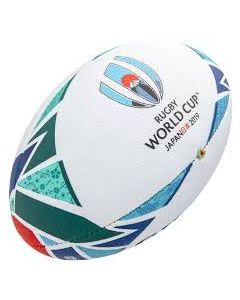 Gilbert Rugby World Cup Replica ball