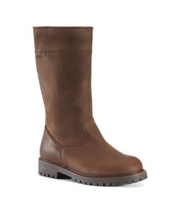 OLANG INDIANA LEATHER SNOW BOOT
