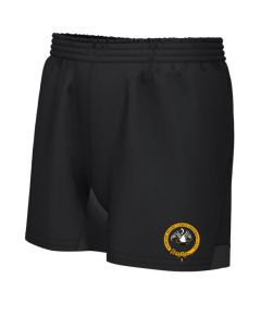 Marlow New style Pro Black Rugby short