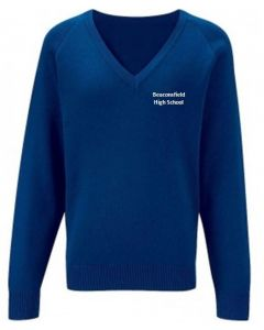 Beaconsfield High V-Neck Sweater