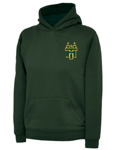 Holy Trinity Hooded Top