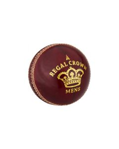 Readers Regal Crown Leather Match Cricket Ball