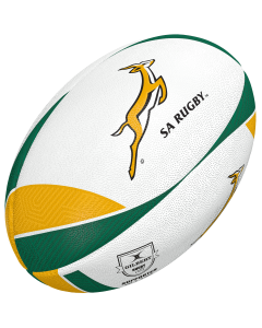 South Africa supporters Ball