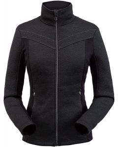 Spyder Encore Full Zip Fleece Black