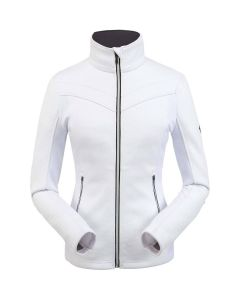 Spyder Encore Full Zip Fleece White